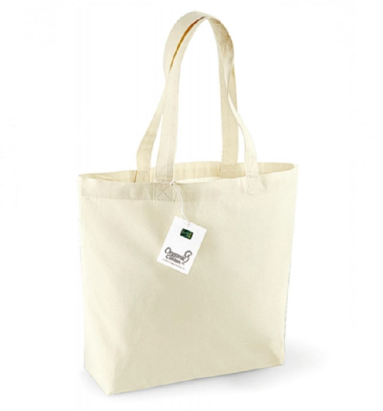 sac canvas cotton organic